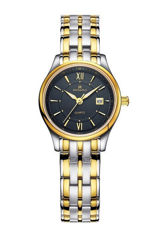 Đồng hồ nữ Cao cấp SENARO SART5001L.TBT
