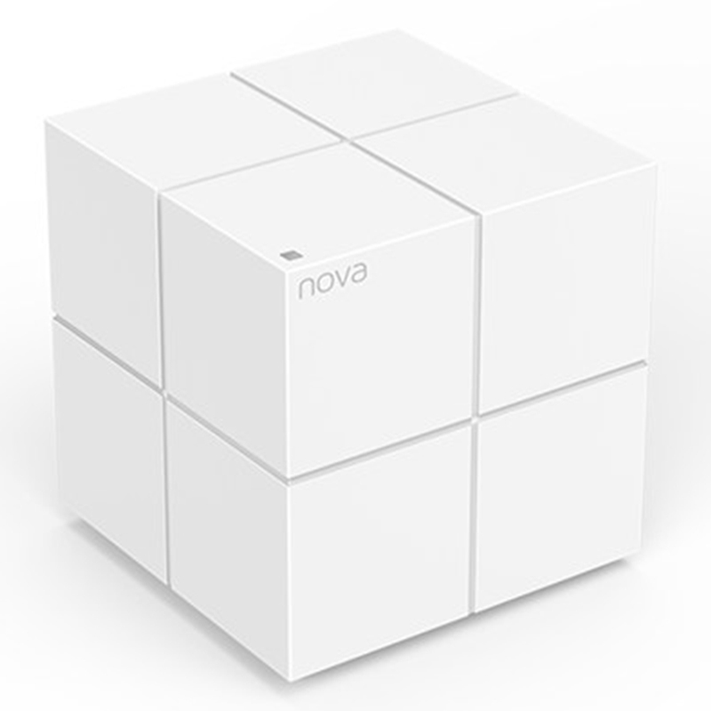 Bộ Phát Wifi Dạng Lưới Mesh Tenda Nova MW6 AC1200 MU-MIMO ( 3 cái) - Hàng Chính Hãng