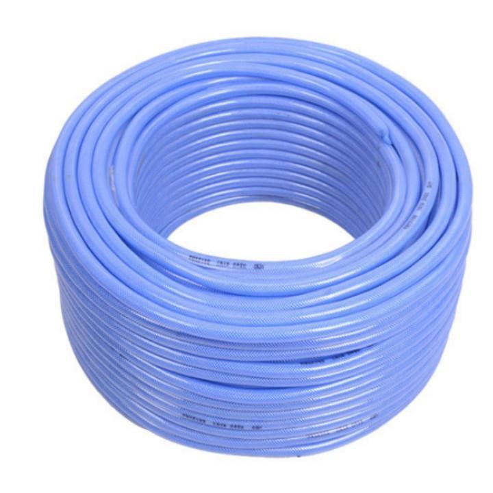 Bộ dây vòi xịt nước rửa xe, tưới cây , tăng áp 3 lần, loại 20m 206701-2 đầu đồng, cút, +  đai