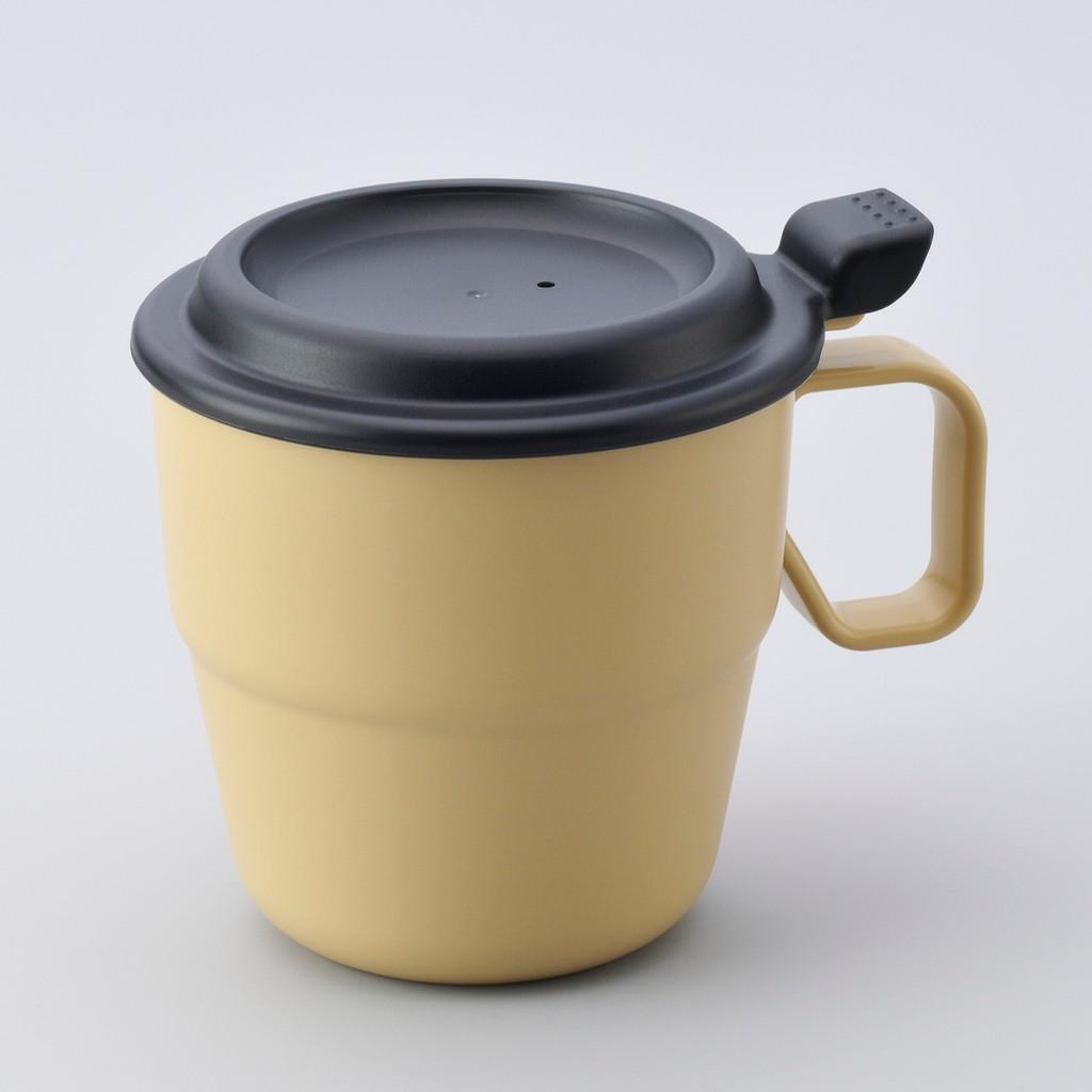 Combo 02 Cốc súp uống nước có nắp Inomata - Nội địa Nhật Bản