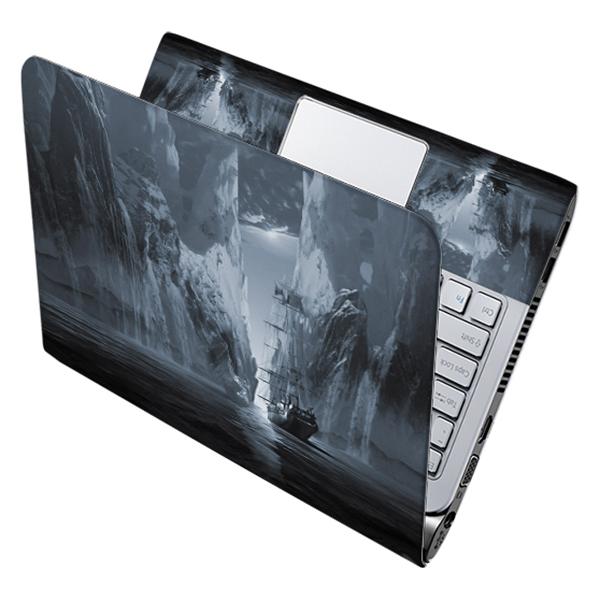 Mẫu Dán Decal Laptop Nghệ Thuật  LTNT- 169