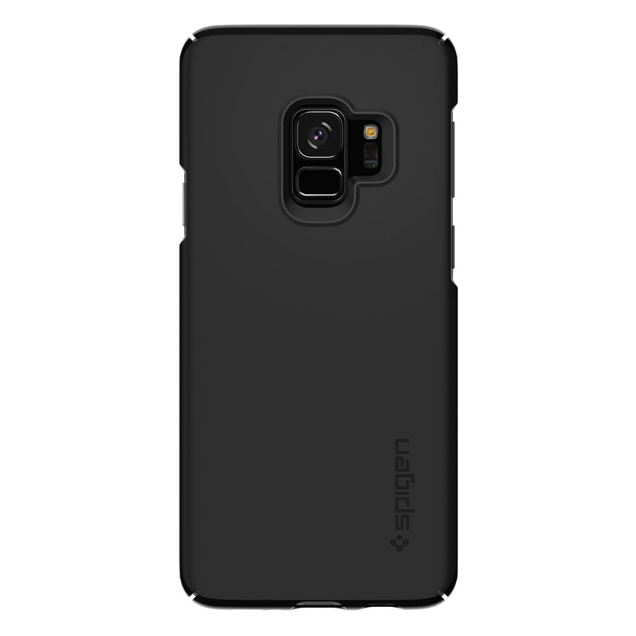 Ốp Lưng Samsung Galaxy S9 Spigen Thin Fit - Hàng Chính Hãng - Đen - 23499937 , 6563106318676 , 62_1682175 , 399000 , Op-Lung-Samsung-Galaxy-S9-Spigen-Thin-Fit-Hang-Chinh-Hang-Den-62_1682175 , tiki.vn , Ốp Lưng Samsung Galaxy S9 Spigen Thin Fit - Hàng Chính Hãng - Đen