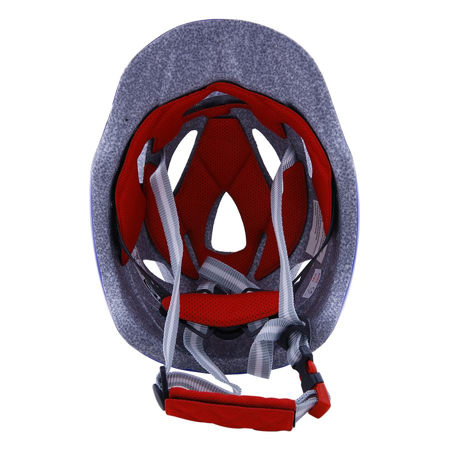 Nón Bảo Hiểm Xe Đạp Baby Basecamp (Người Nhện Xanh) - Hàng Chính Hãng