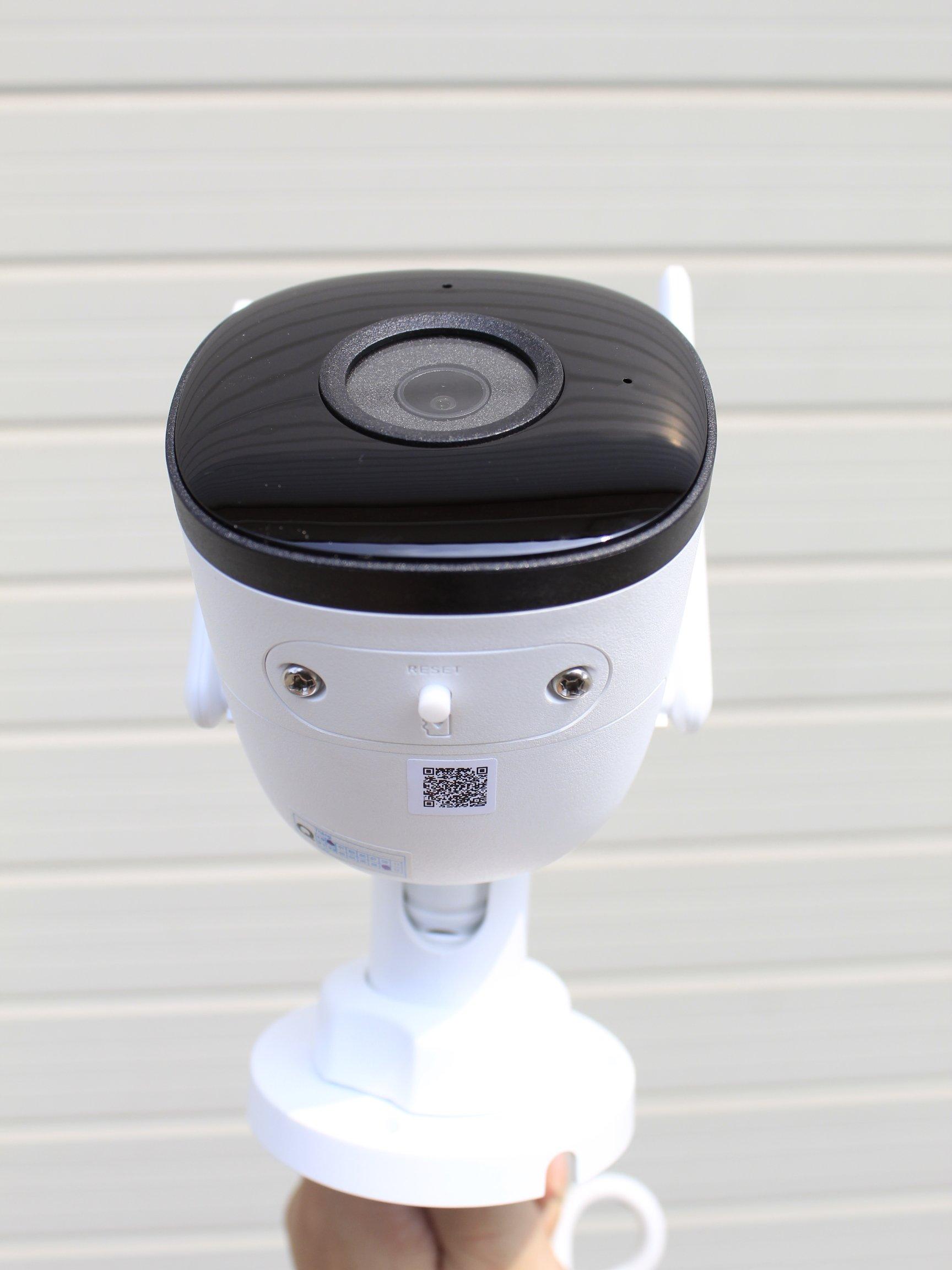 Camera IP Wifi KBONE KN-2011WN 2.0MP Full HD 1080P - Hàng Chính Hãng