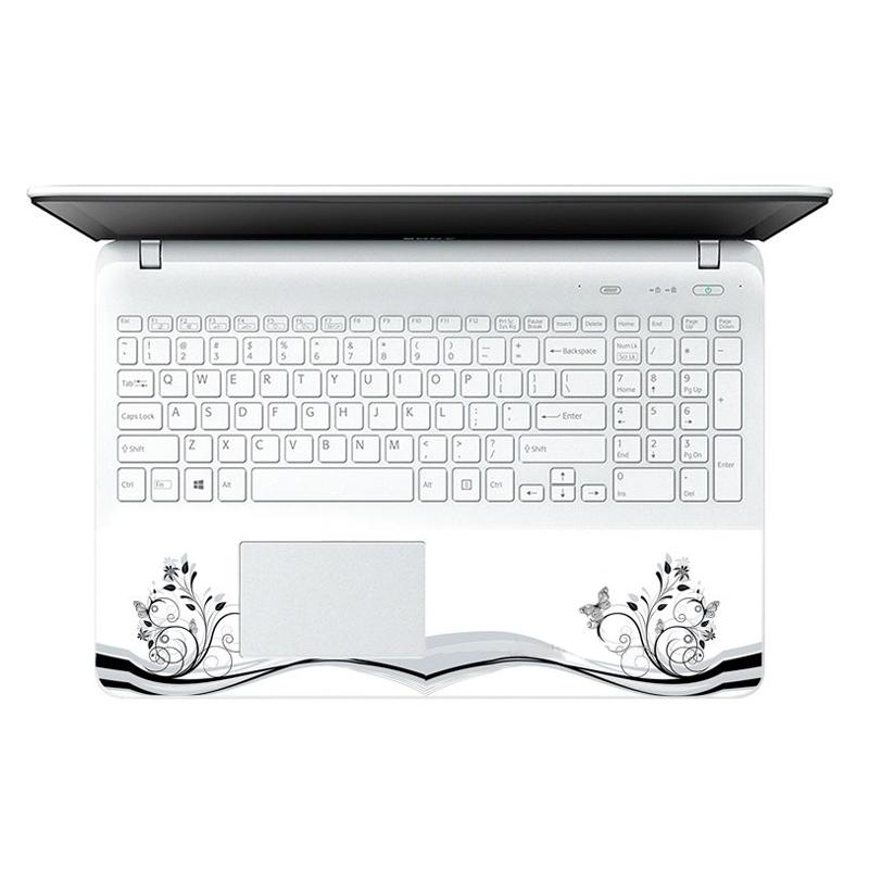 Mẫu Dán Decal Hoa văn cho Laptop LTHV 73