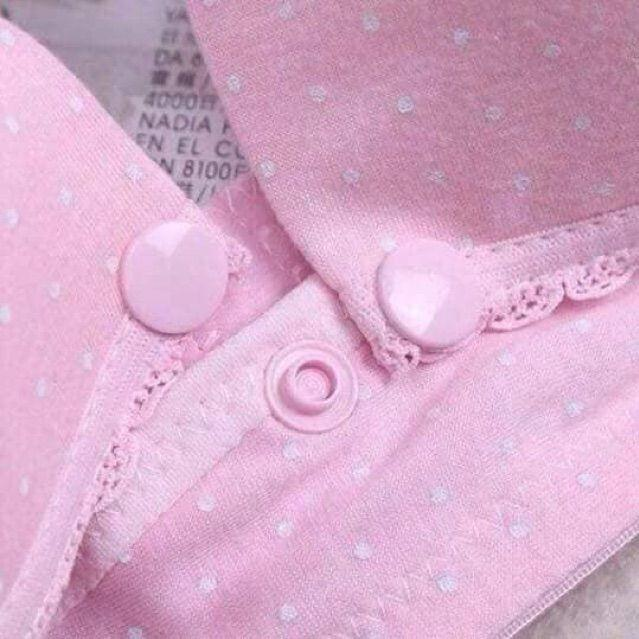 Áo Ngực Nữ * Áo Lót Bà Bầu Kèm Cho Bé Bú ( mã 678)