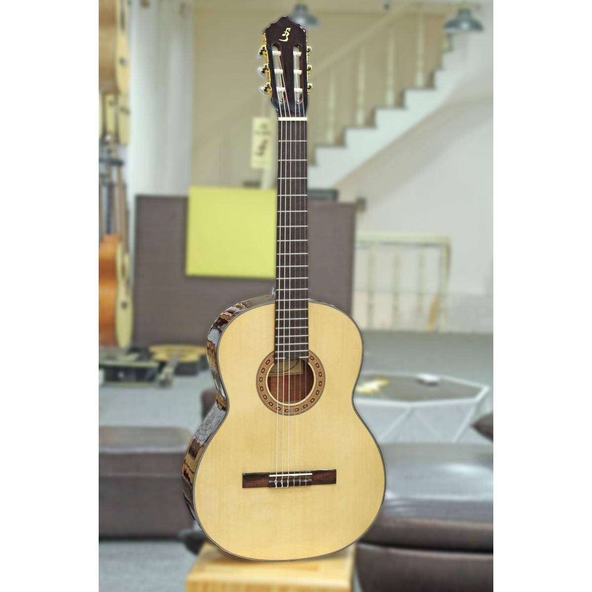 Đàn Guitar Classic Việt Nam C150 (Full solid)