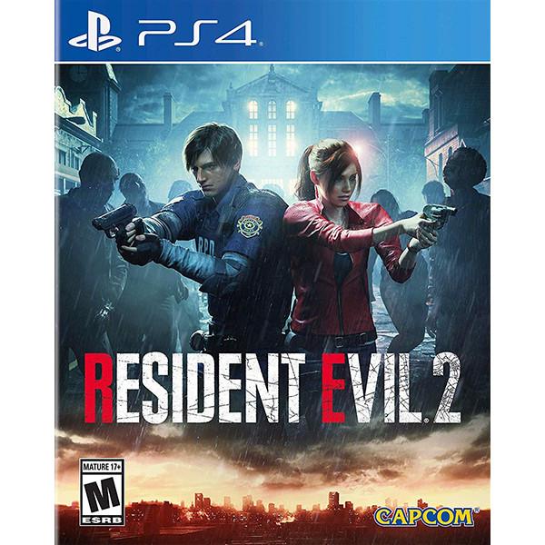 Đĩa game PS4 Resident Evil 2 - Hàng Nhập Khẩu