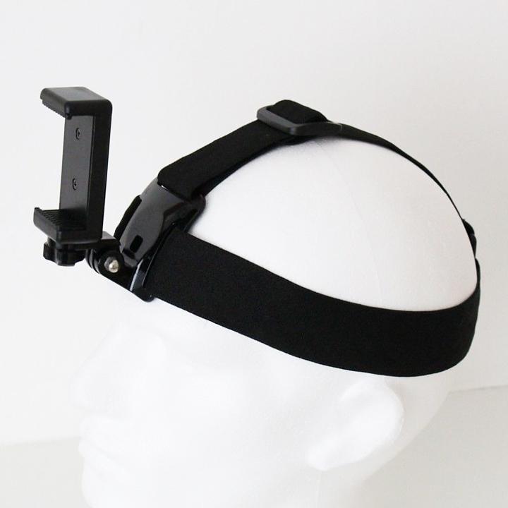 Dây đeo đầu quay phim cho điện thoại KingMa - Hàng Chính Hãng