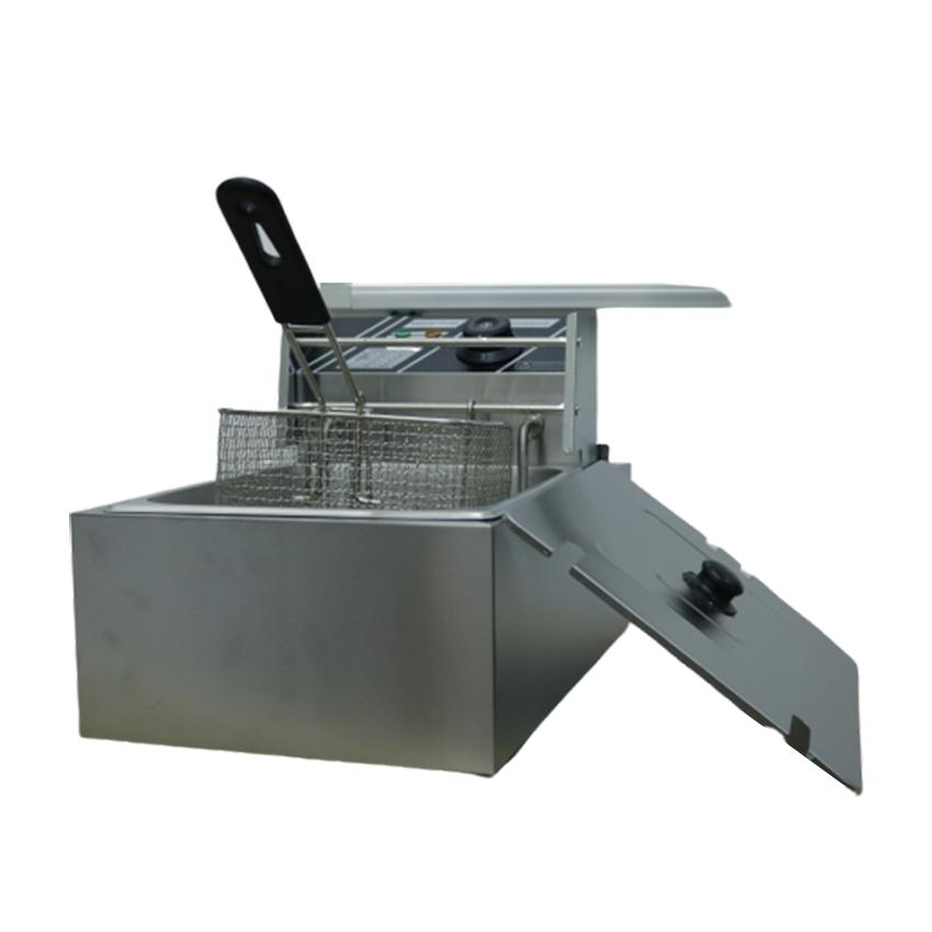 Bếp Chiên Nhúng Đơn Công Nghiệp ZL81 Dung Tích 5.5L