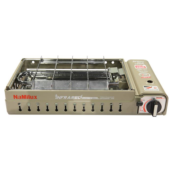 Bếp ga nướng đa năng 2 trong 1 NAMILUX NH–G3102PS (HÀNG CHÍNH HÃNG)