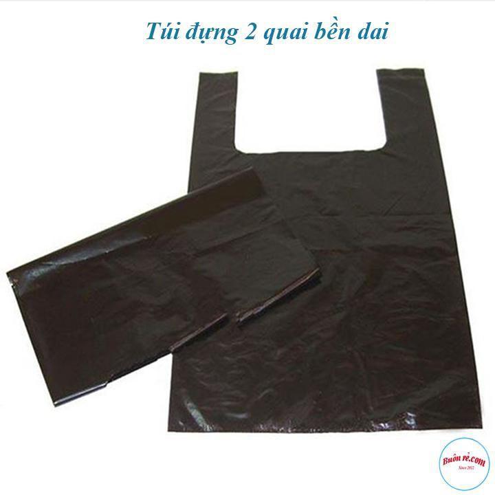 1kg Túi Bóng Đen Đóng Hàng Hóa, Đựng Rác Siêu Tiên túi đóng hàng online tiện Lợi TR01