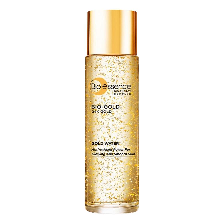 Nước dưỡng ngăn ngừa dấu hiệu lão hóa Bio-essence Bio-Gold (150ml)
