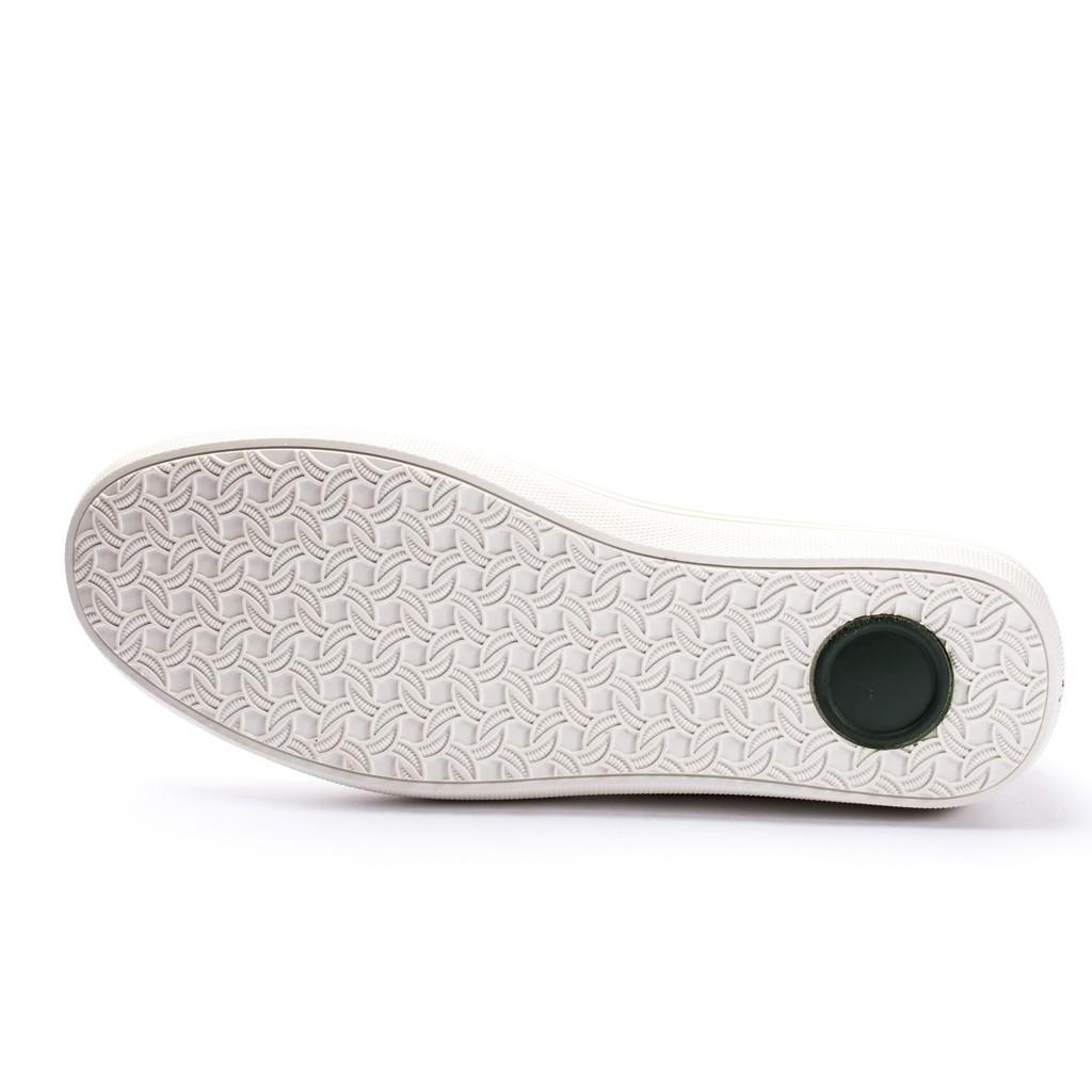 Giày Thể Thao Nam Màu Trắng Tăng Chiều Cao 6Cm Không Hề Lộ Cực Đẹp - Cực Chất-Giày Thể Thao Nam Màu Trắng M360-TRANG (L)