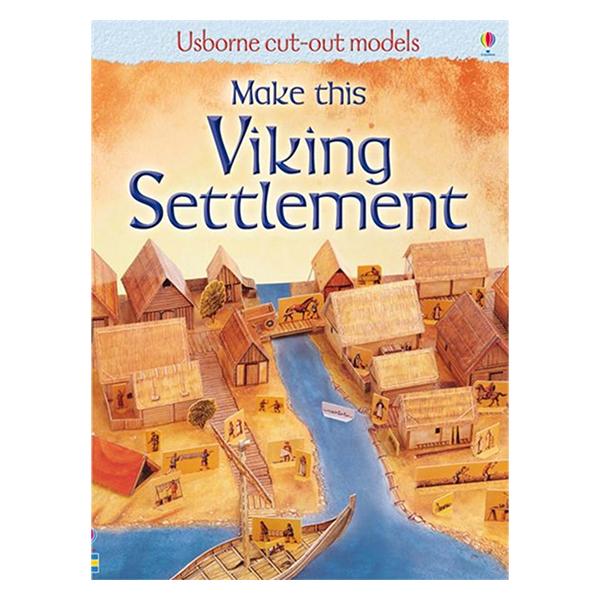 Usborne Make this Viking Settlement