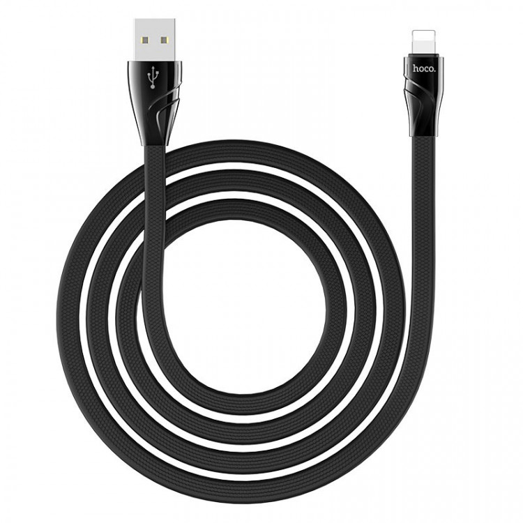 hoco u57 lightning twisting charging data cable wire