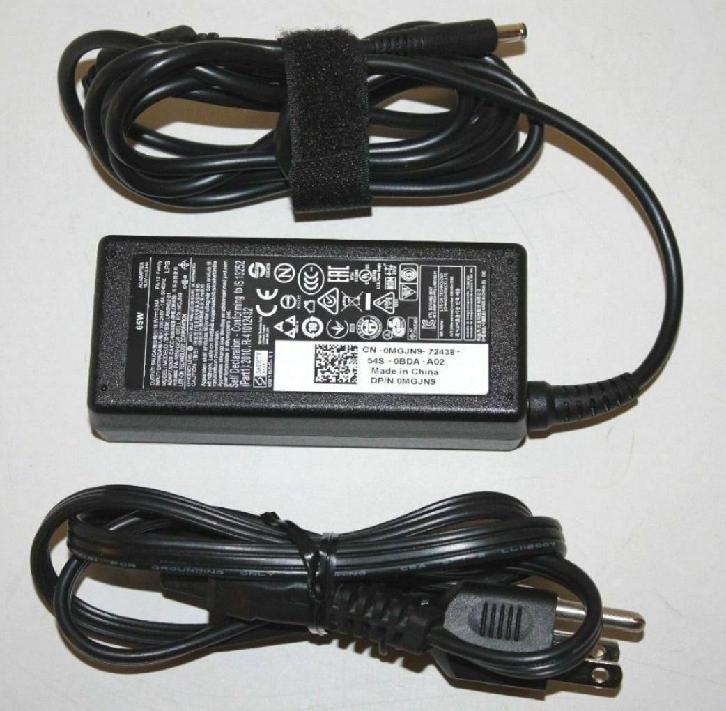 Sạc dành cho Laptop Dell Inspiron 15 3000 Series 19.5V 3.34A 65W (chân kim nhỏ 4.5mm*3.0mm)