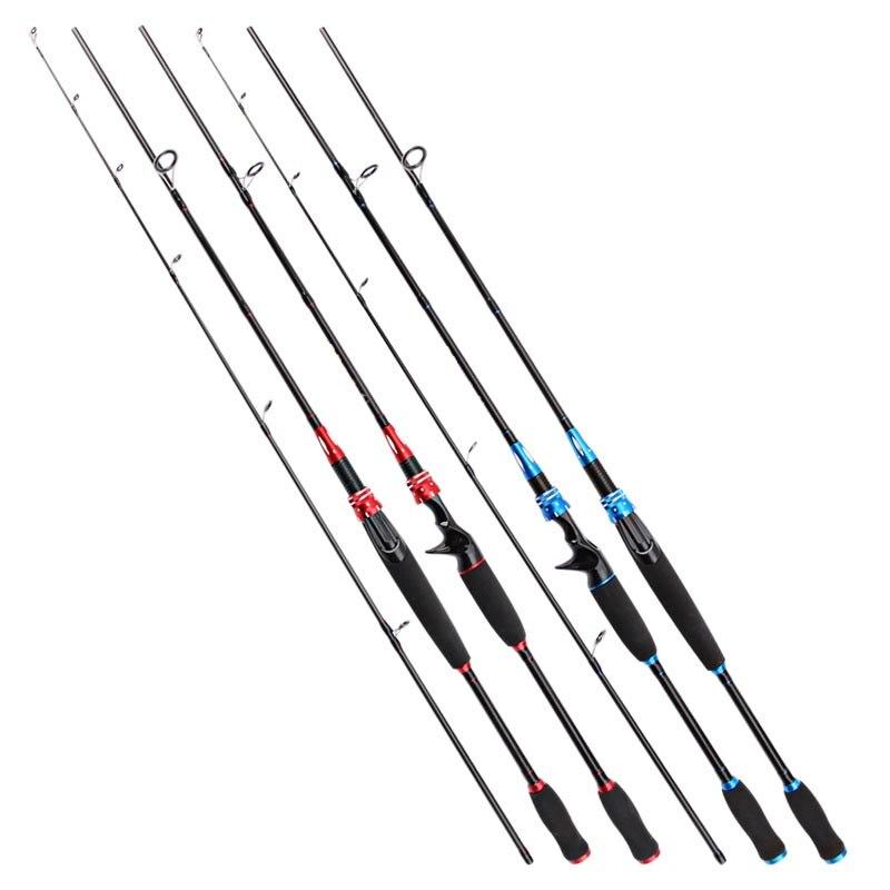 Cần câu cá - Cần lure tặng kèm 1 ngọn - Tặng kèm cước 100m - Giao màu ngẫu nhiên - CL02