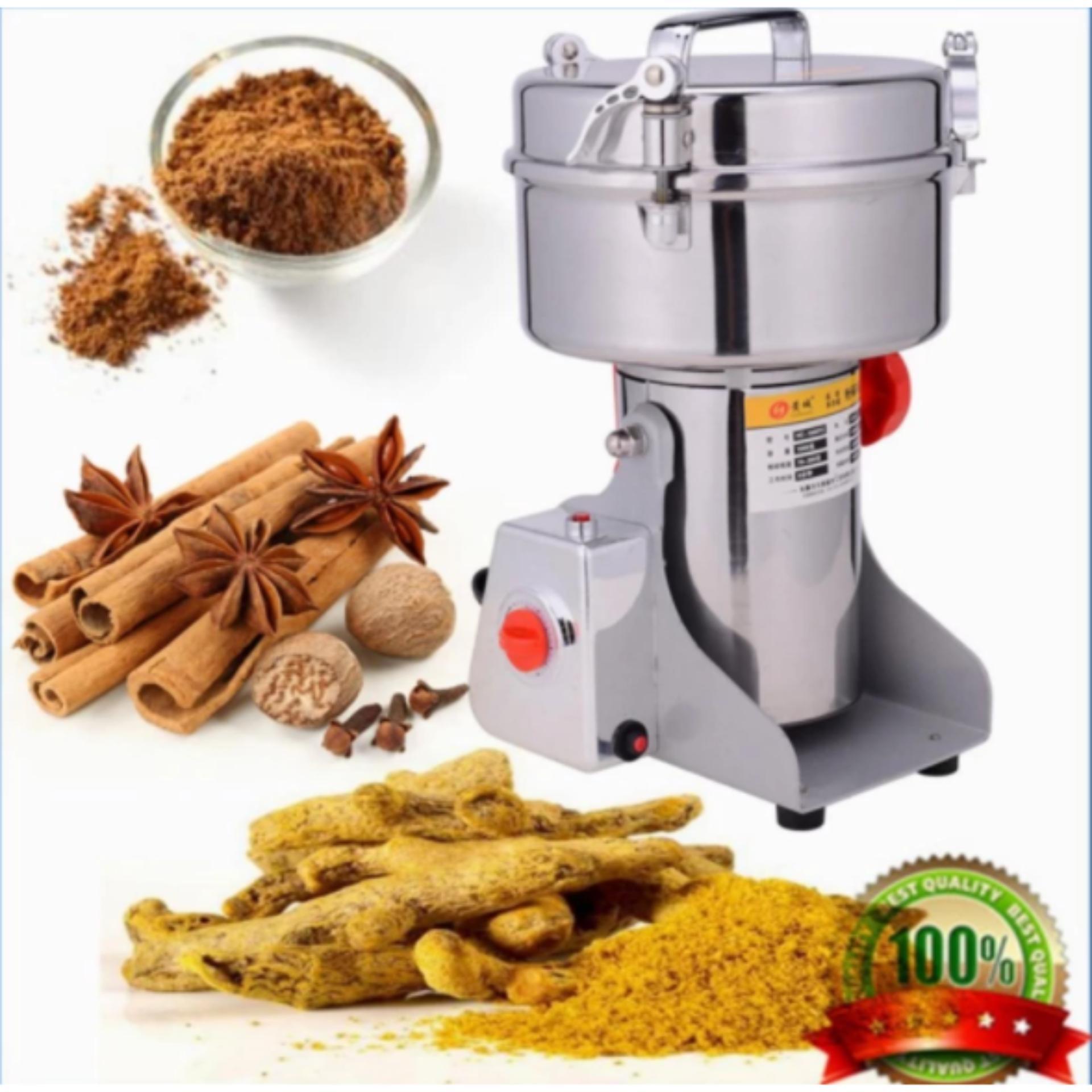 Máy nghiền bột khô 300g (Inox)