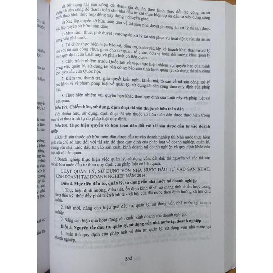 Chỉ dẫn áp dụng Bộ Luật Dân sự 2015