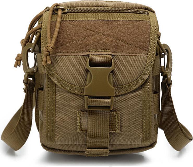 Túi đeo chéo thời trang phong cách A67 - Vàng