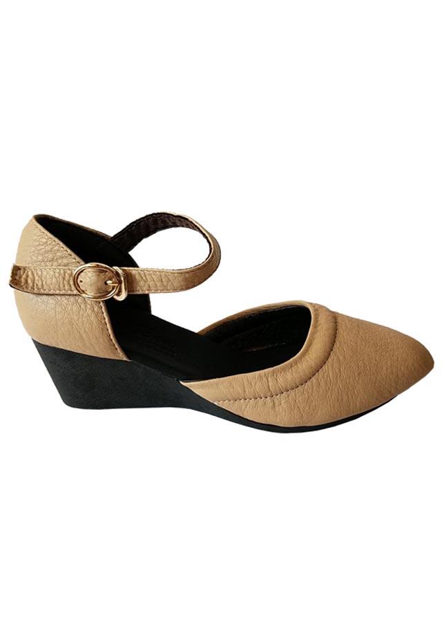 Giày Búp Bê Đề Xuồng BIGGBEN Da Bò Thật BB22