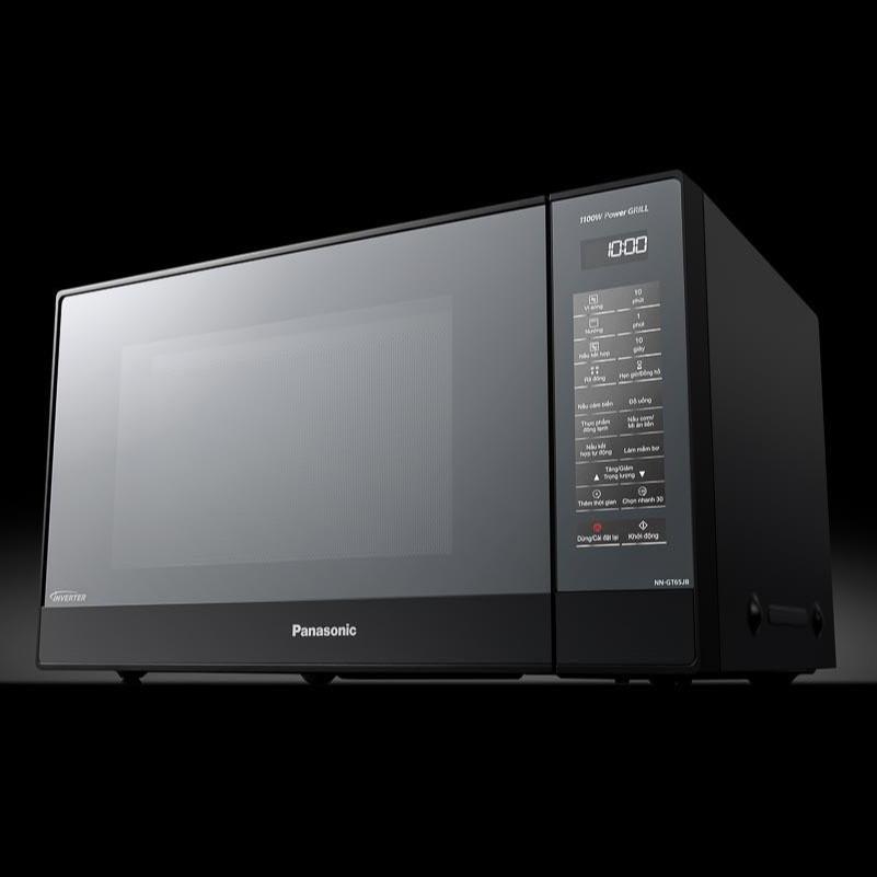 Lò vi sóng tích hợp nướng Panasonic NN-GT65JBYUE - Hàng Chính Hãng