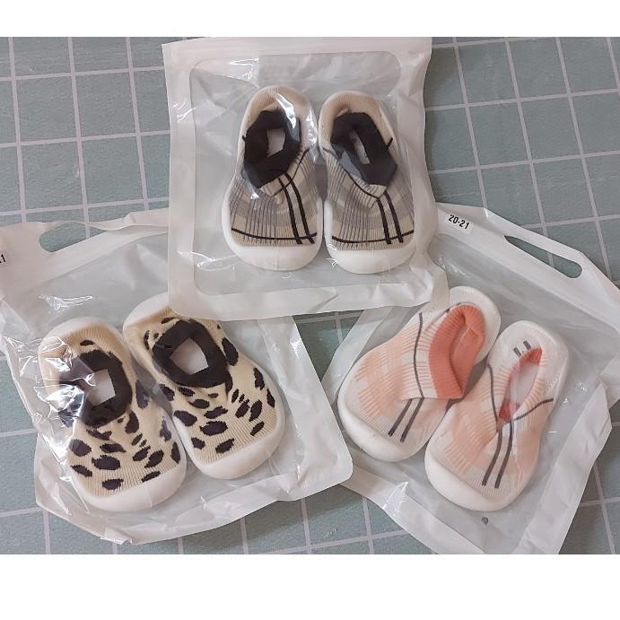 Giầy bún siêu mềm cho bé, giầy tập đi cho bé đế siêu mềm (01)