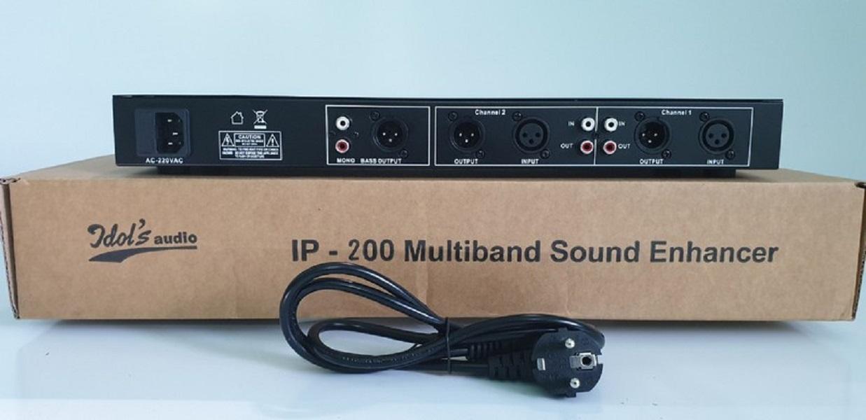Máy nâng tiếng Idol IP200 nhập khẩu