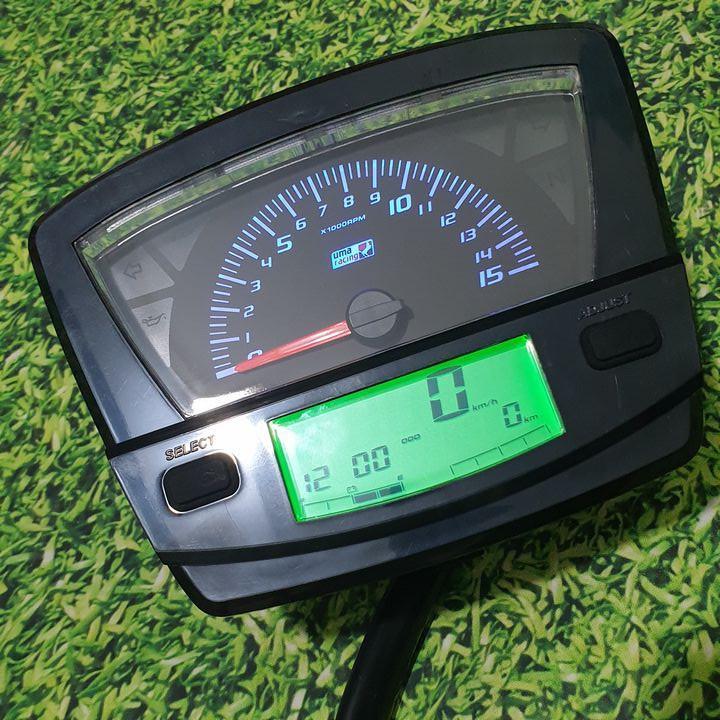 Cụm Đồng hồ điện tử Uma cho xe Dream