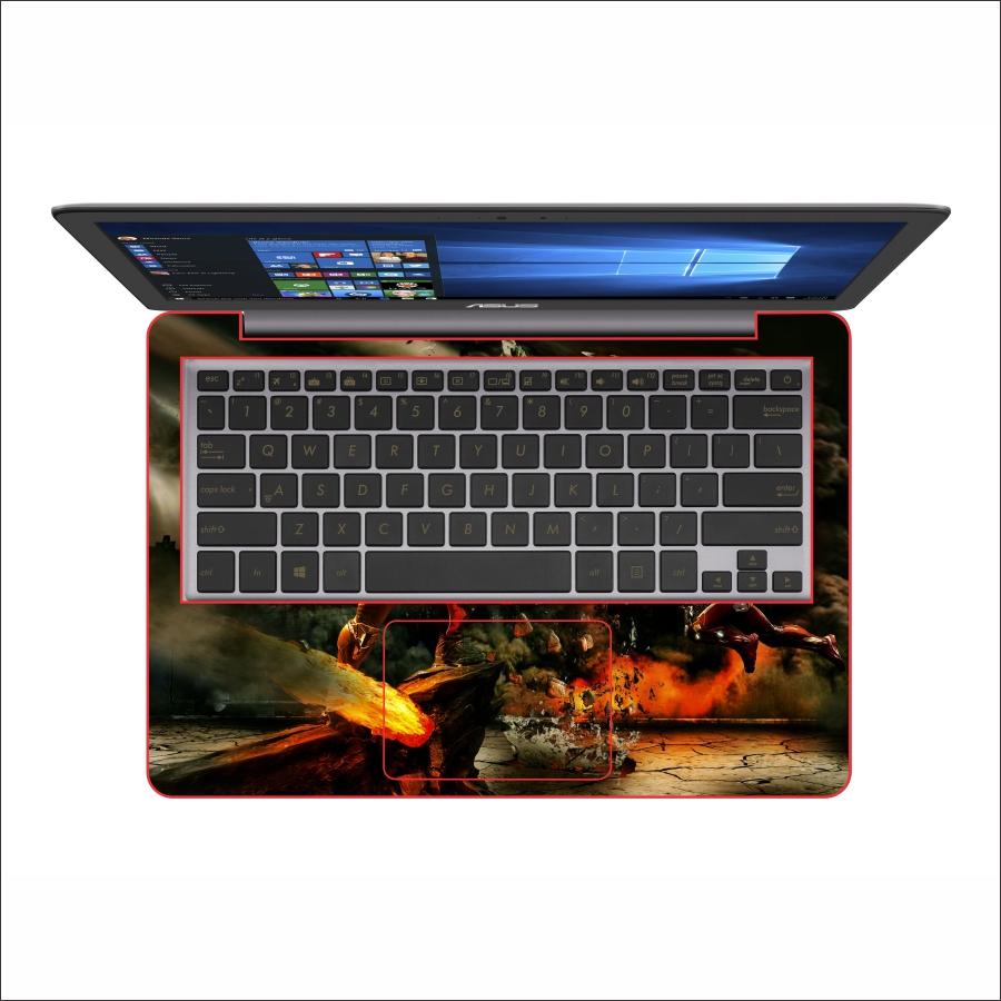 Mẫu Dán Decal Laptop Mẫu Dán Decal Laptop Cinema - DCLTPR 272
