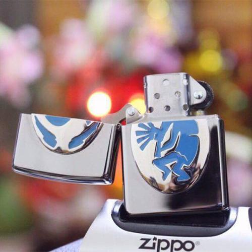 Bật Lửa Zippo Indian Kachina Dancer - 20xx