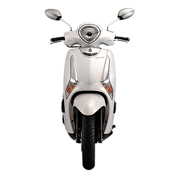 Xe Máy Yamaha Latte - Smart Key (Trắng)
