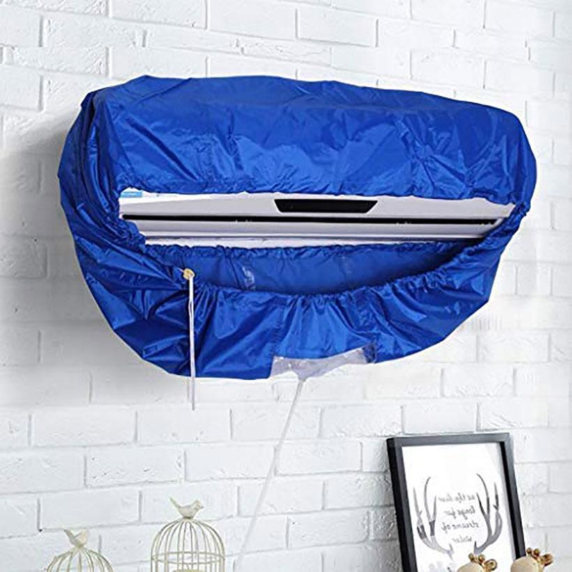 Áo trùm vệ sinh máy lạnh Q-535 1.5-3.0 HP