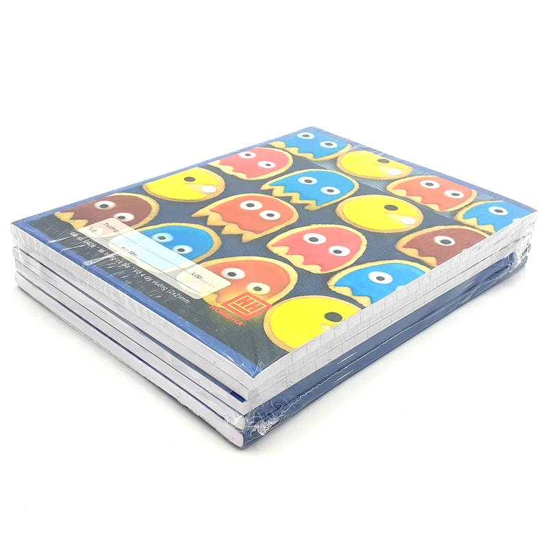 Vở Class Monster (96 Trang) 0428 - Mẫu 2 - Pac Man