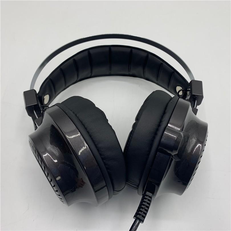 Tai Nghe Chụp Tai ️️ Tai Nghe Có Dây Phát Sáng Củ Tai - Tai Nghe Headphone 7.1 V2 Đệm Tai Êm Ái