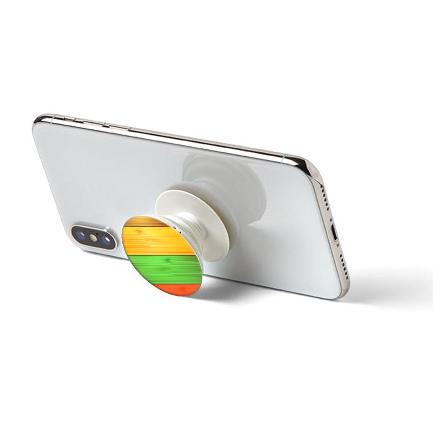 Gía đỡ điện thoại đa năng, tiện lợi - Popsockets - In hình SACMAU - Hàng Chính Hãng