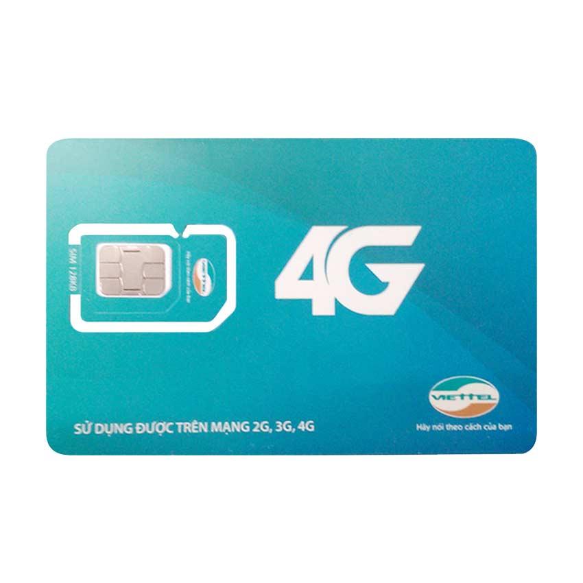 Thiết bị phát wifi bằng sim 4G Tp Link M7350 + Sim Viettel Trọn Gói 12 Tháng 5GB/tháng tốc độ cao - Hàng chính hãng
