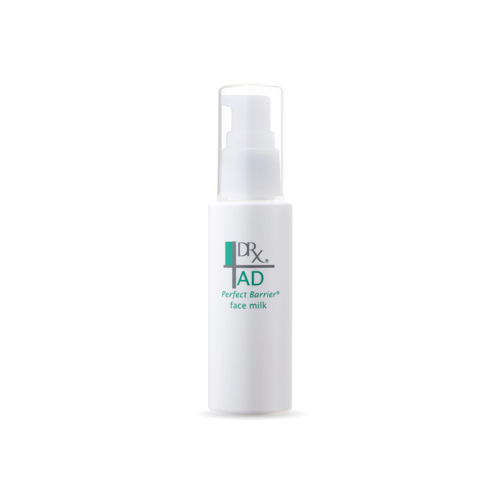 Dưỡng ẩm face dạng sữa DRX AD Perfect Barrier Face Milk - Rohto Mentholatum