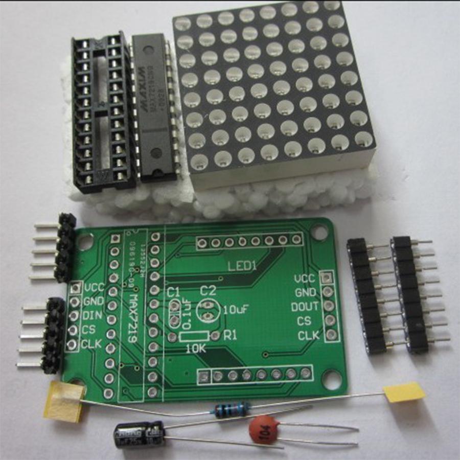 Module Led Matrix 8x8 Max7219