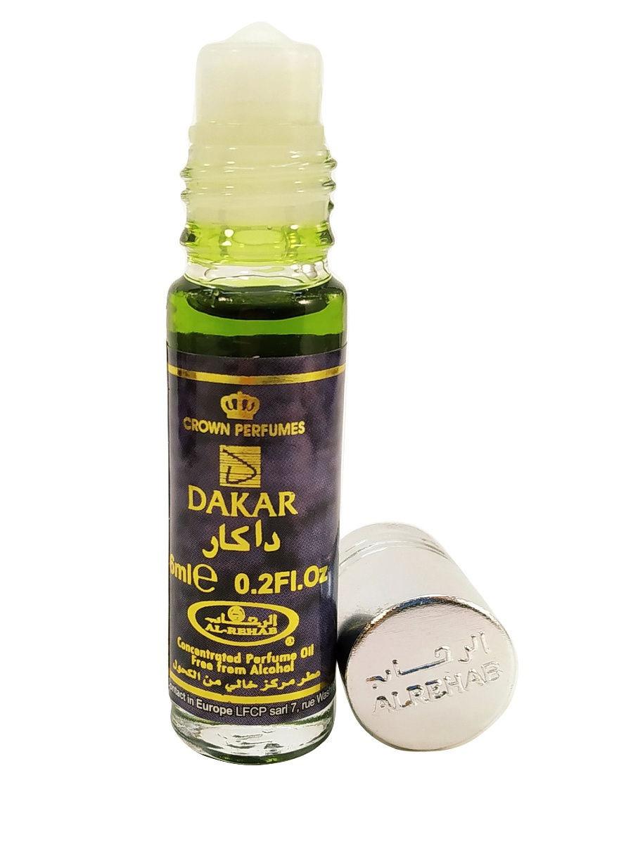 Tinh dầu nước hoa DAKAR Al-Rehab (UNISEX) (hàng chính hãng )