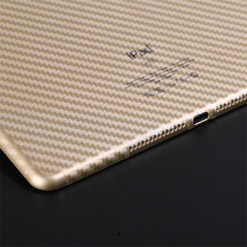 Miếng dán carbon mặt lưng chống trầy cho ipad mini 5