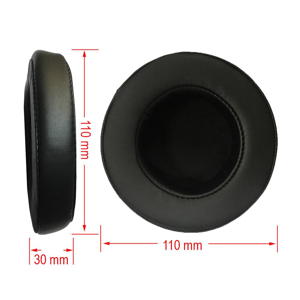 Miếng đệm ốp tai nghe dùng cho tai nghe Zidli ZH20 - Hàng Nhập Khẩu
