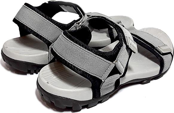 Giày Sandal Nam Quai Ngang Teramo TRM01 Xám
