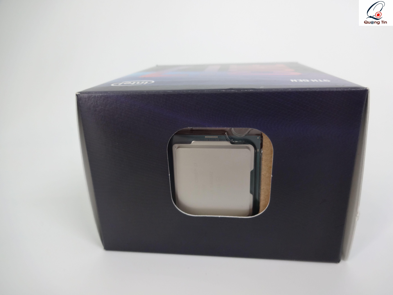 CPU Intel Core i7-9700 (12M Cache, up to 4.7GHz)- Hàng Chính Hãng