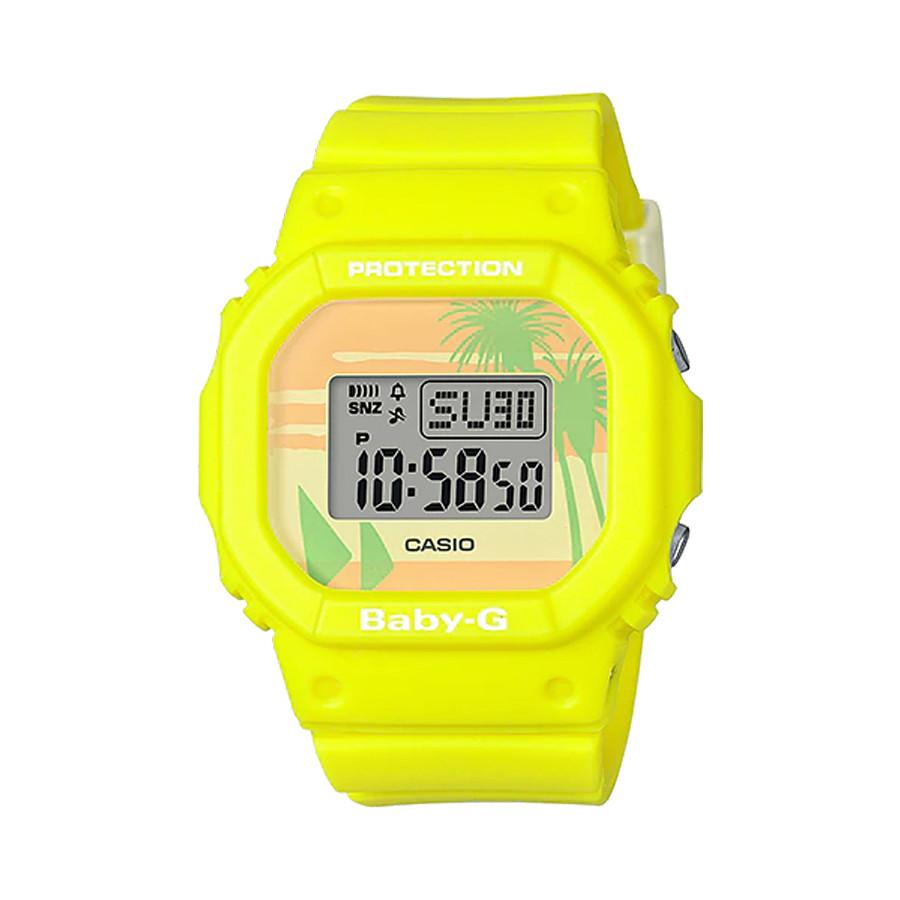Đồng hồ nữ dây nhựa Casio Baby-G chính hãng BGD-560BC-9DR