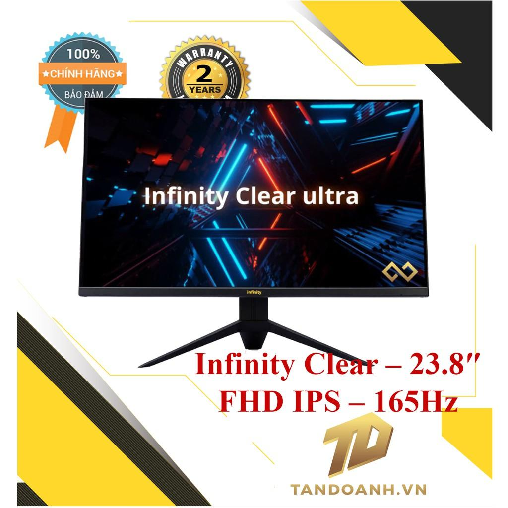 Siêu phẩm 2021 - Màn hình Gaming Infinity Clear - 165Hz - Tấm nền IPS - CHÍNH HÃNG
