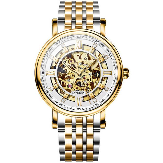 Đồng hồ nam chính hãng Lobinni No.9010-4