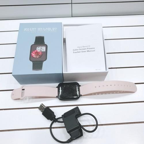 Đồng hồ thông minh Smart Watch SW105-10 theo dõi sức khỏe, vận động thể thao