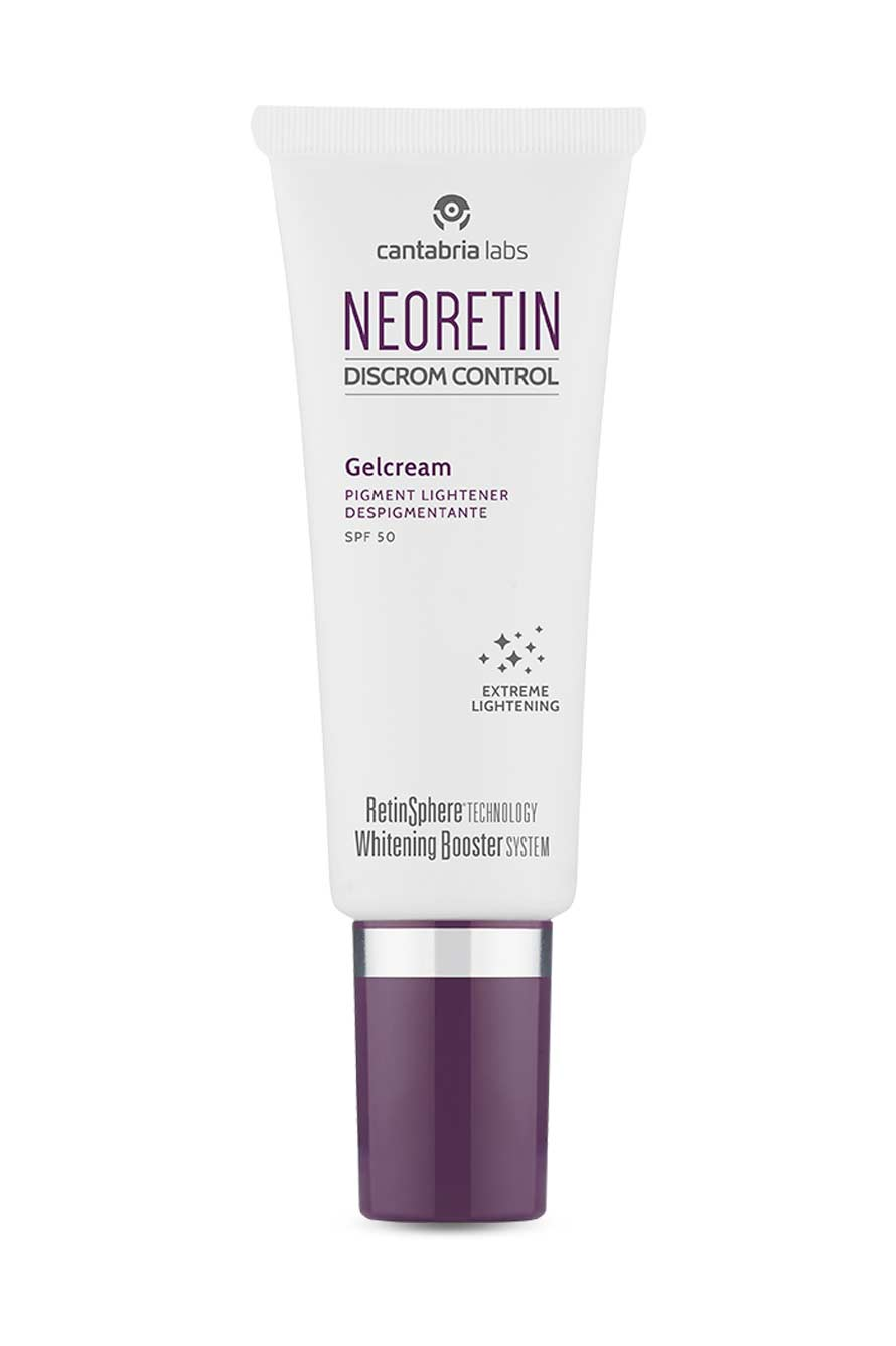 Kem dưỡng chống nắng Neoretin Discrom Control Gel Cream SPF50 40ml (Nhập khẩu)